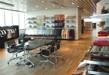 Customed Top Quality European Style Functional Fashion Clothes Shop Design