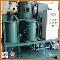 JunNeng ZL 1- Stages Waste Transformer Oil Cleaning Machine for Transformer Oil Purification