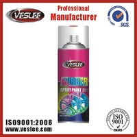 Removable Rubber Paint 450ml ( Rubber Paint films for Rims color change & decoration)