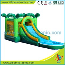 2015 GMIF5207 Super quality professional kids bouncy castles for sale