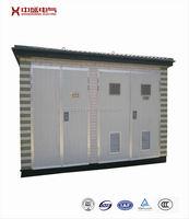 YB Series 11KV 33KV Electrical Substation, Transformer Substation