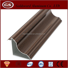 China top manufacturer aluminum profile for kitchen cabinet
