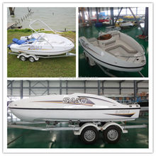 SANJ SJFZ16 Combined Boat--for SANJ, YAMAHA,SEADOO jet ski, with CE