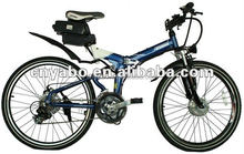 CE 36V/10Ah 350w Folding with EN15194 electric mountain folding china electric bicycle