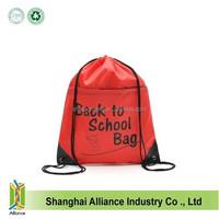 Promo Athletics Gym Drawstring Sports Pack Bag