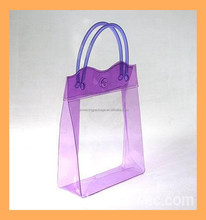 transparent pvc cosmetic bag