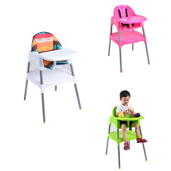 Unique Patented Toddler Nursery High Feeding Chair for Baby, Economic Baby Feeding Chair With EN14988