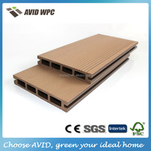 Hot sell wpc decking prices/ wpc decking floor prices China