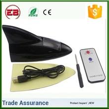 Strobe Solar LED Anti Collision Laser Shark Fin Fog Lamp Antenna Style RGB Laser Taillight,auto laser fog light