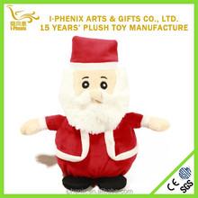 Custom Plush Santa Claus for Christmas Day