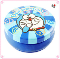 Cute special shape gift packing tin box