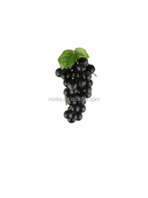 Hot Sale Artificial Plastic Grape Cluster with Many Styles