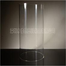 Acrylic transparent tube