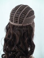 High quality virgin remy handmade frontal lace human hair wig