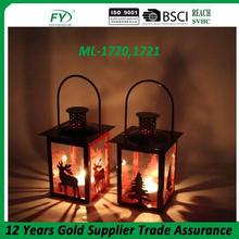 Factory price cheap lantern candle for grave ML-1720/21