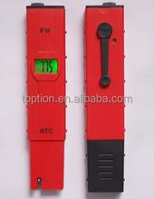Mini Type Digital Pen PH Meter/Pocket PH Meter for Laboratory