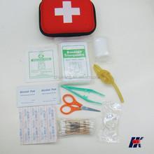 Portable EVA empty first aid kit bag, Medical bag