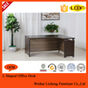 Commercial furniture desk design/L executive table sell