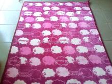 100 Polyester Mink Blanket wholesale Animal Printed Blankets