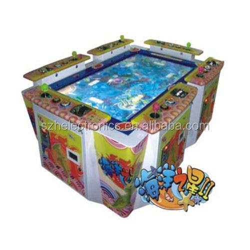 Classical ocean star arcade fishing game machine for sale for Arcade fishing games