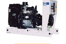 Standby Power 110kva/88kw Water Cooled 4 Cylinders P150-3 FG Wilson Diesel Generator (1104C-44TAG2)
