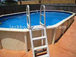 Low price steel wall and liner swimming pools roll forming machine