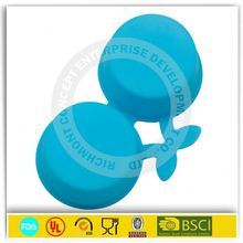2015 new products silicone fast food cup