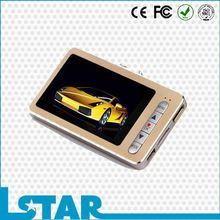 New 2.4inch LCD display mini car in dash camera with wide angle