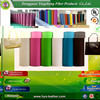 International version pu leather backing fabrics customizable for every country
