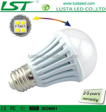 E27 COB LED Light Bulb 110V 220V 9W 7W 5W LED Globe Bulb Lamp A60 A19 LED Bulb E27 9W