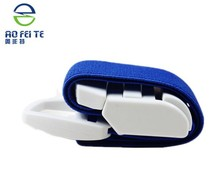 china supplier hot sell colorful buckle tourniquet/elastic medical tourniquet/disposable tourniquet for hospital