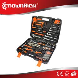 78 pcs ST-456 swiss kraft professional tool kit/hand tool kit/tool case/combination tool set