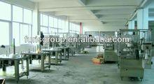 aluminum tubes liquid filling and sealing device
