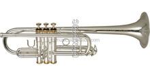 Wisemann DTR-500SP C key intermediate model Trumpet