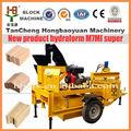China alta calidad! M7MI máquina de moldeo de ladrillo máquina del ladrillo de arcilla de ladrillos de suelo