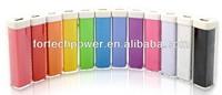 Portable uninterruptible power source 2600mah