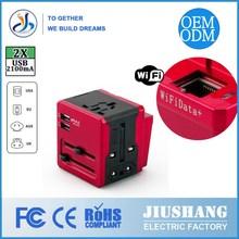 In 150 countries around the world uk 3 pin to europe 2 pin adaptor plug usb to ac converter plug multipurpose travel adapter