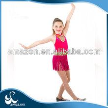 Trajes de dança fornecedor 2015 novo estilo de atacado trajes meninas bailarina criança