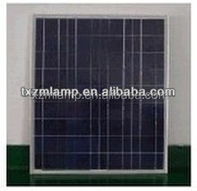 2015 low price and high quality 24V 150W monocrystalline silicon solar panel