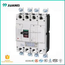 Direct Manufacturer Earth leakage protection mccb 160 255 400 amp high breaking capacity electric moulded case circuit breaker