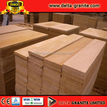 Natural Sandstone paving Slabs& flavor style with good price &high quality