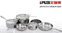TRIPLY Stainless Steel Induction Cookware Set, Korean cookware set