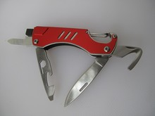 low MOQ 120 pieces popular hot selling premium novelty mini handy rescue multi tool 10 in 1
