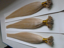 fashionable Pre-Bonded indian remy Stick Hair