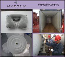 company validation/ factory audit/ bedding sets final random inspection/ quality control in zhejiang/ ningbo/guangzhou