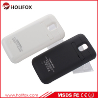 Emergency Mobile Phone Power Bank Case For Samsung Galaxy S4 Mini i9190