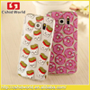 Fashion 3D Moving Eye Funny Case For Samsung Galaxy S6