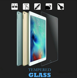 Quality Front Clear Screen Protector Guard Skin Film Tempered Glass For Apple iPad Pro 12.9""