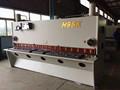 Placa hidráulica guillotina máquina de corte / corte placa de la máquina fábrica / máquina de corte de llantas fábrica