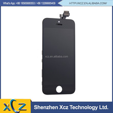 New Black for iPhone 5 Touch Screen Digitizer + LCD Replacement Part - Complete Assembly FULLY TESTED